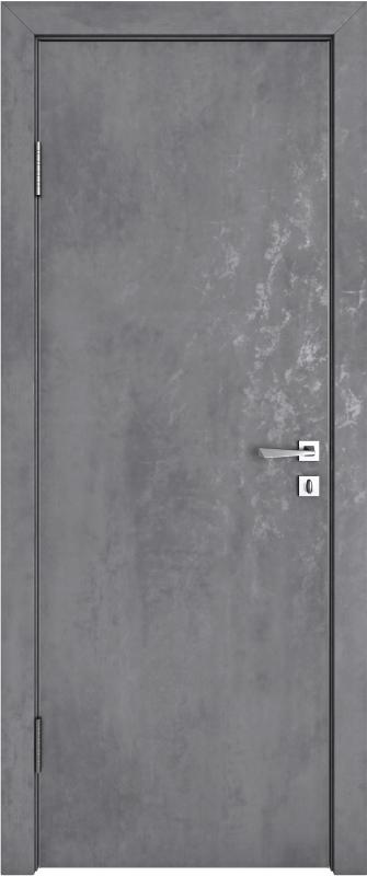двери из бетона